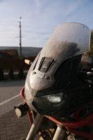 Honda Motorrad Front