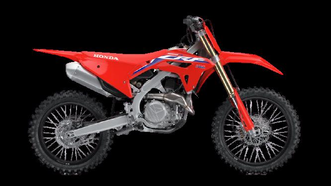 CRF450R 2021
