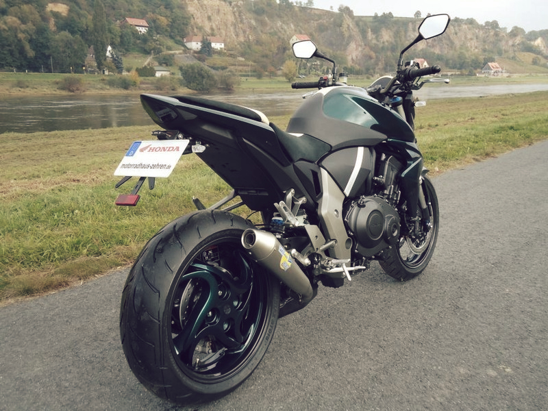 CB 1000 R ABS MHZ Edition