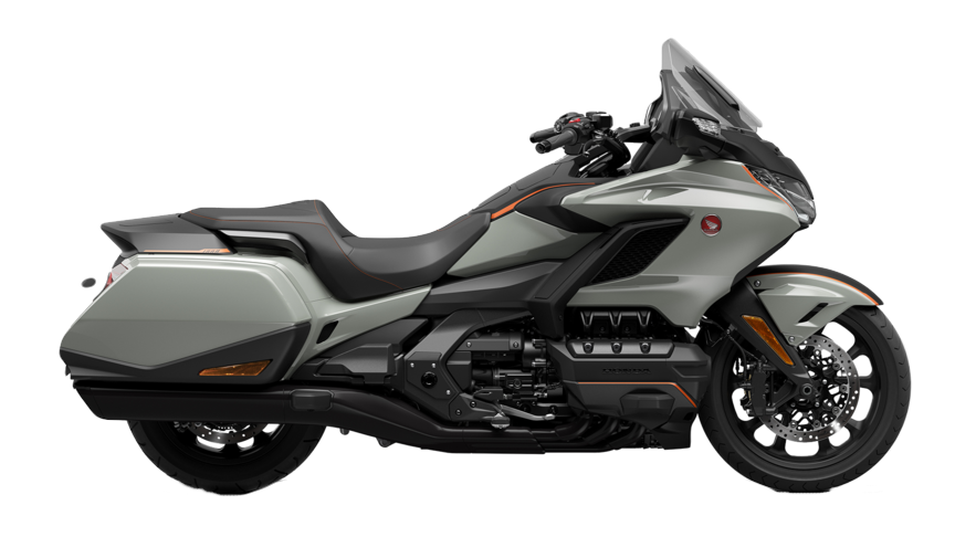 Goldwing DCT 2021
